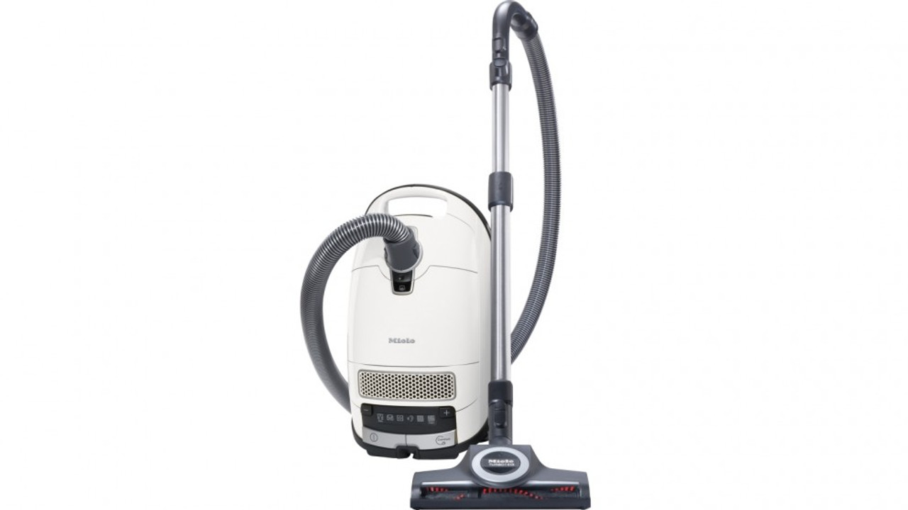 Miele SGDA3 Complete C3 2000W Turbo Vacuum Cleaner - Lotus White - HURRY LAST 3!