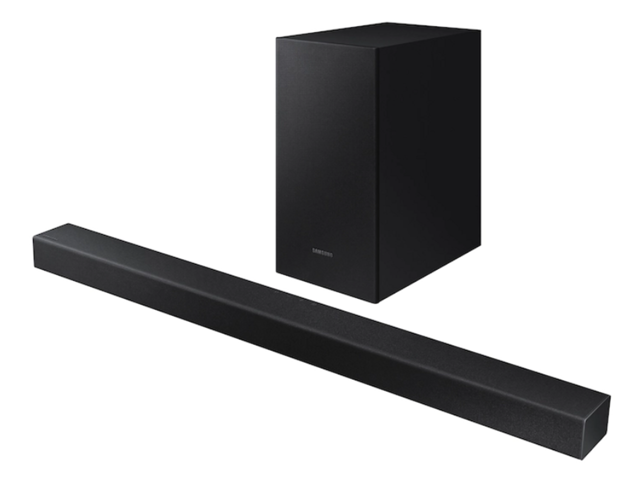 Samsung HW-T450/XY 2.1 Channel Soundbar w/ Dolby Audio 2020 Model