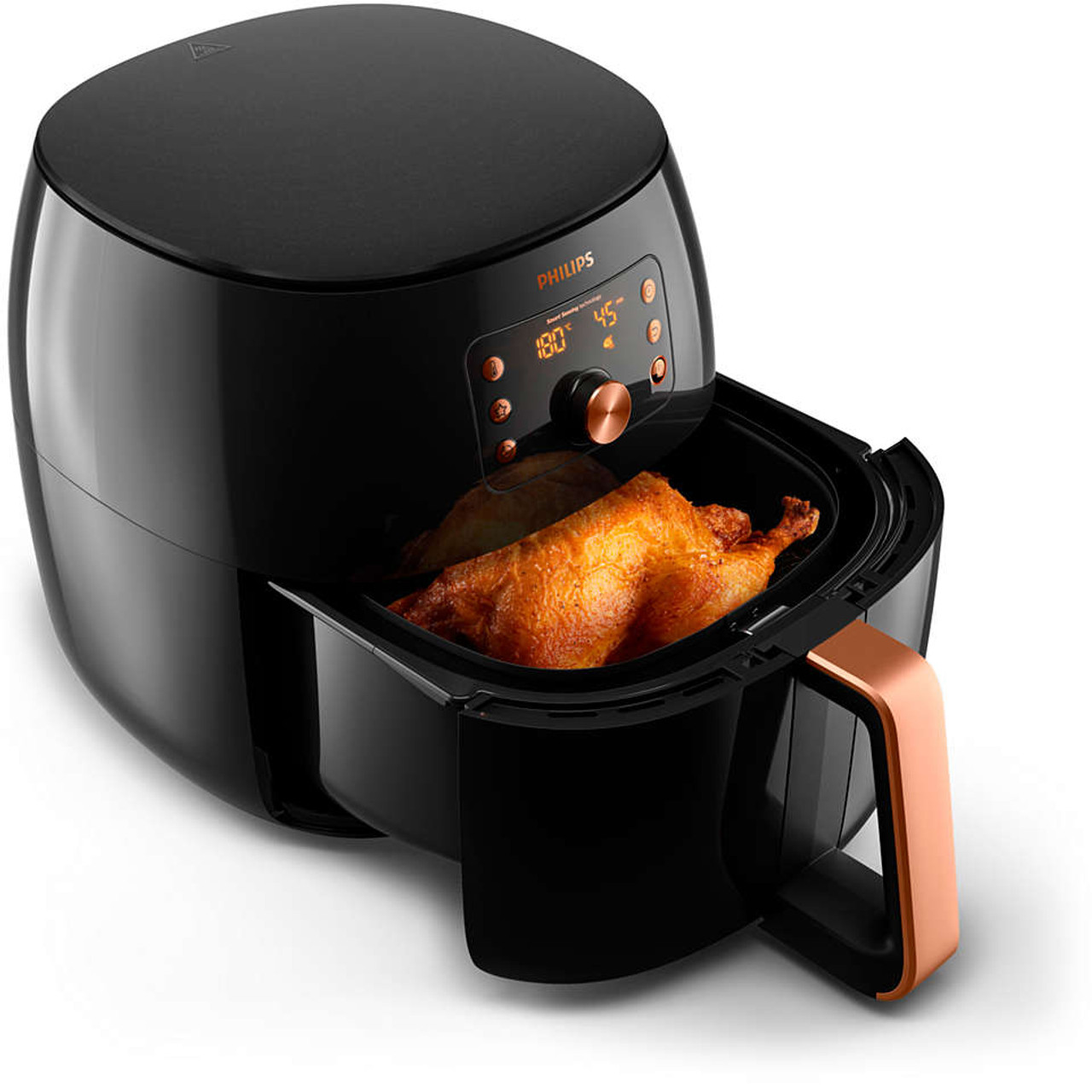 Philips HD9861/99 Smart Digital Airfryer XXL With Smart Sensing Tech - Black - HURRY LAST 6!