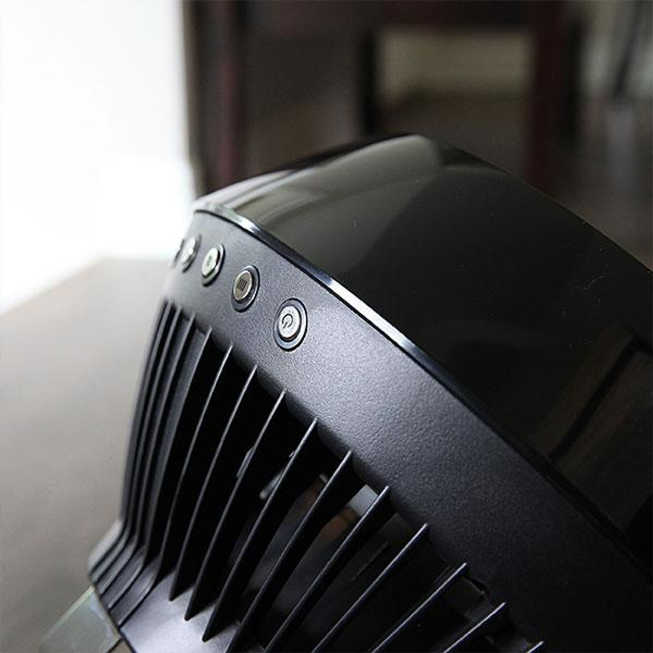 Vornado 71660 Large Air Circulator 25cm Floor Fan - Black