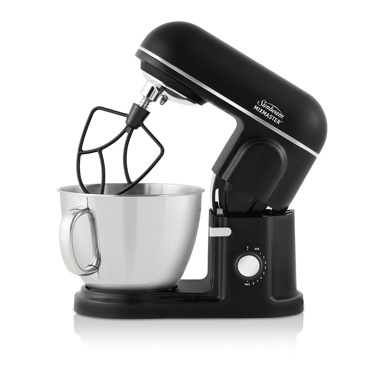 Sunbeam MXM5000WH/BK Planetary Mixmaster® The Master One - White/Black