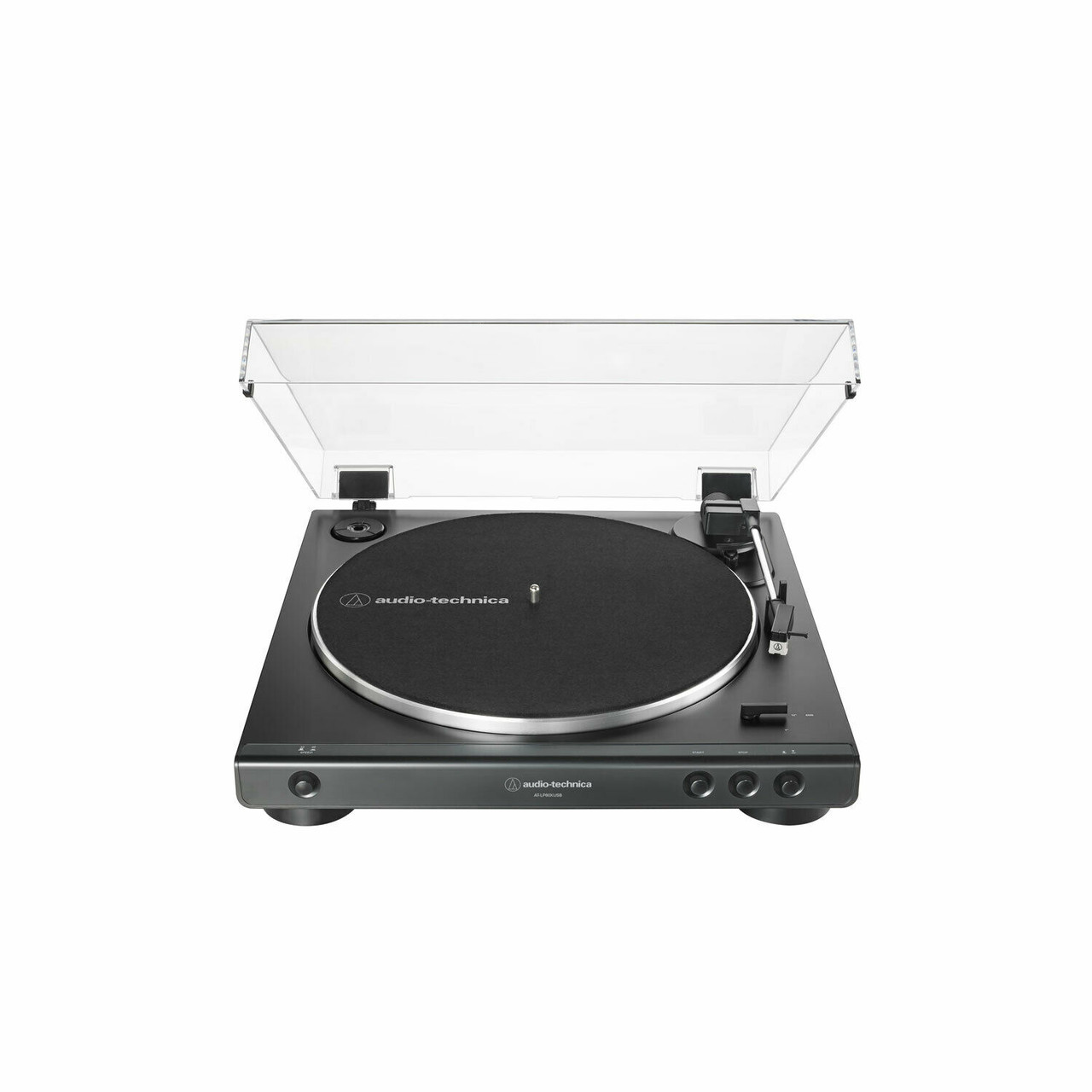 Audio Technica AT-LP60XUSB Fully Automatic Belt-Drive Stereo Turntable