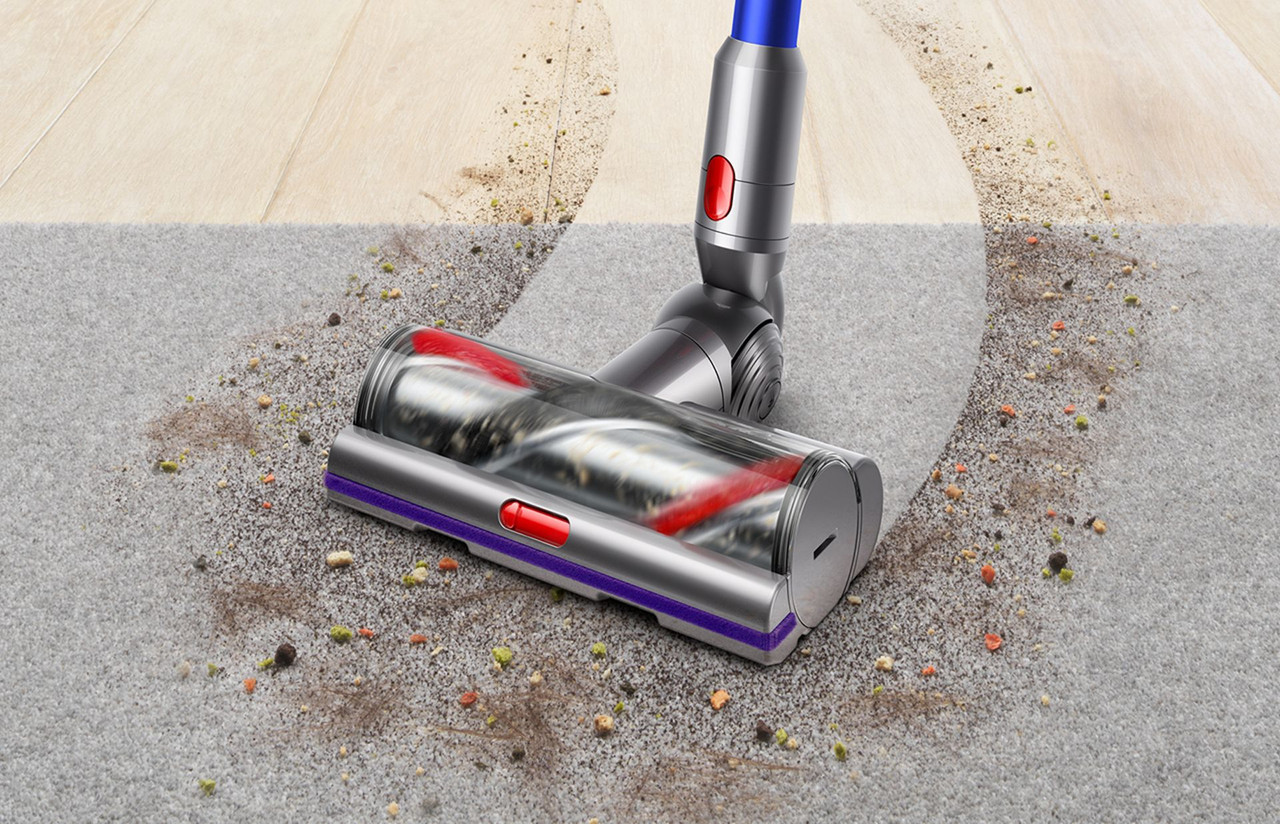 Dyson 347782-01 V11 Absolute Extra Cordless Stick LCD Screen Vacuum Cleaner