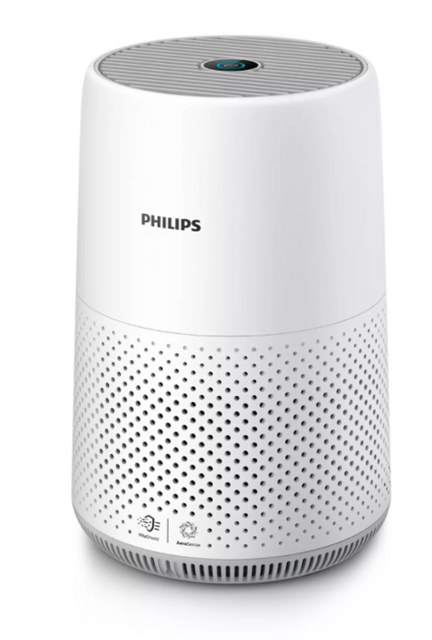 Philips AC0819/73 Series 800 Air Purifier with Air Quality Coloured Feedback