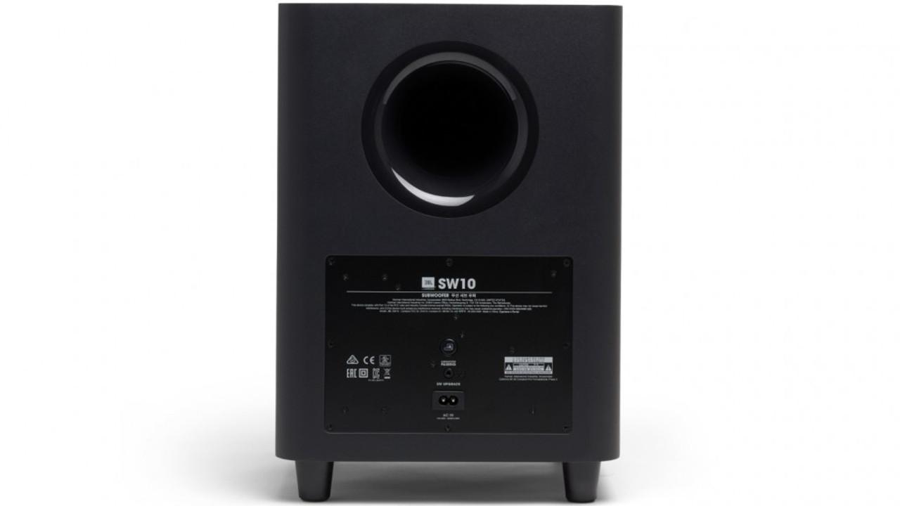 "JBL SW10 10"" Powered Wireless Subwoofer for JBL LINK BAR"