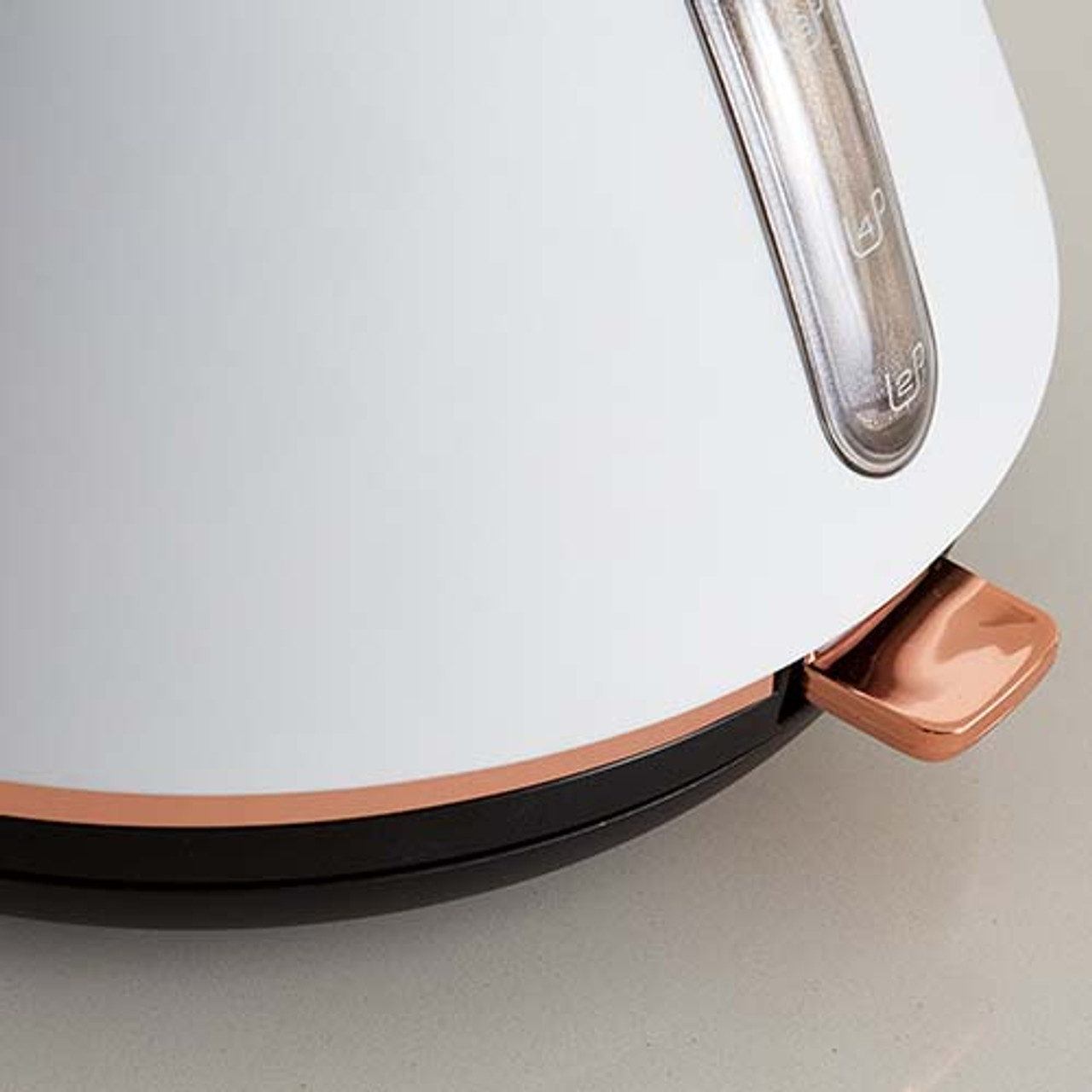 Morphy Richards 102108 Accents Rose 1.5L 2200W Kettle - Gold White