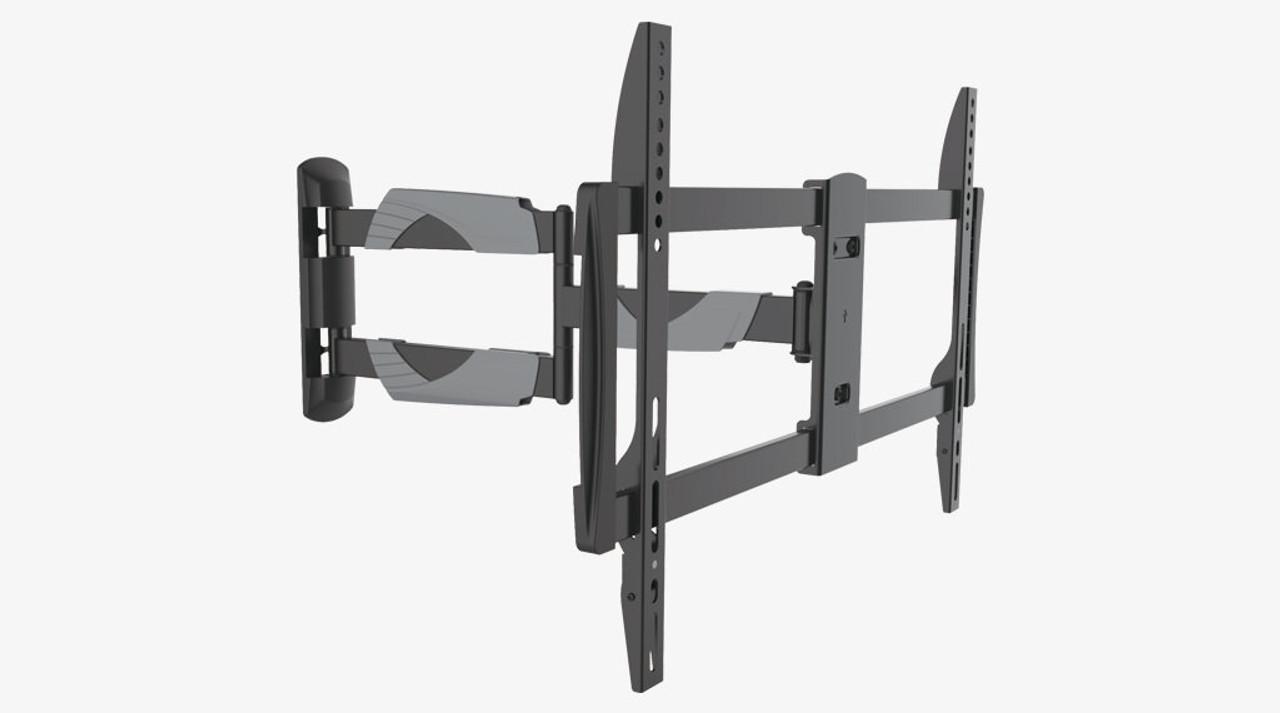 "Ezymount VLM4600 Full Motion Wall Mount for 37"" - 70"" TVs up to 35kg - Black"