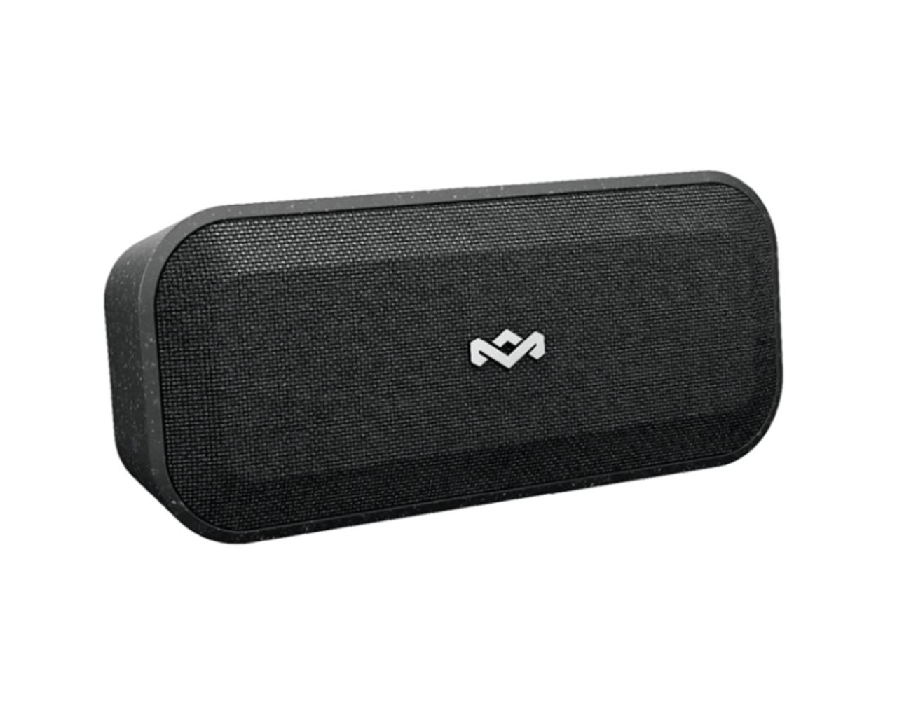 House of Marley EMJA017 No Bounds XL REGRIND Cork Portable Bluetooth Speaker - Black