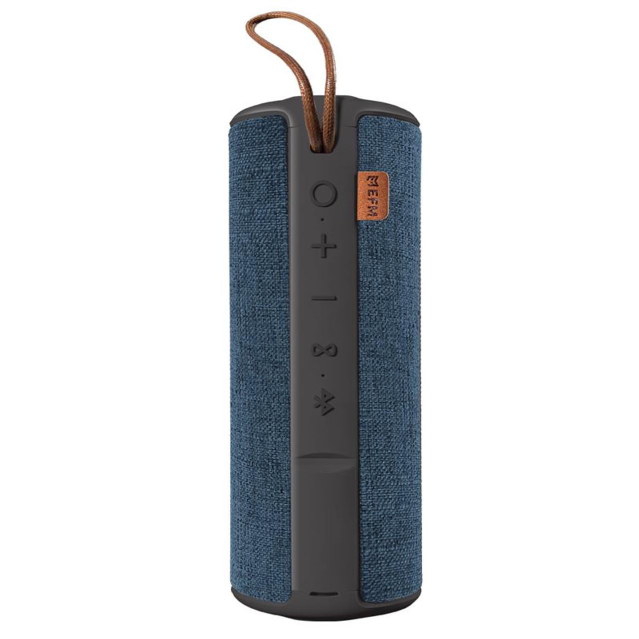 BFM EFBSTUL909SBL Toledo Portable Wireless Bluetooth Speaker - Steel Blue
