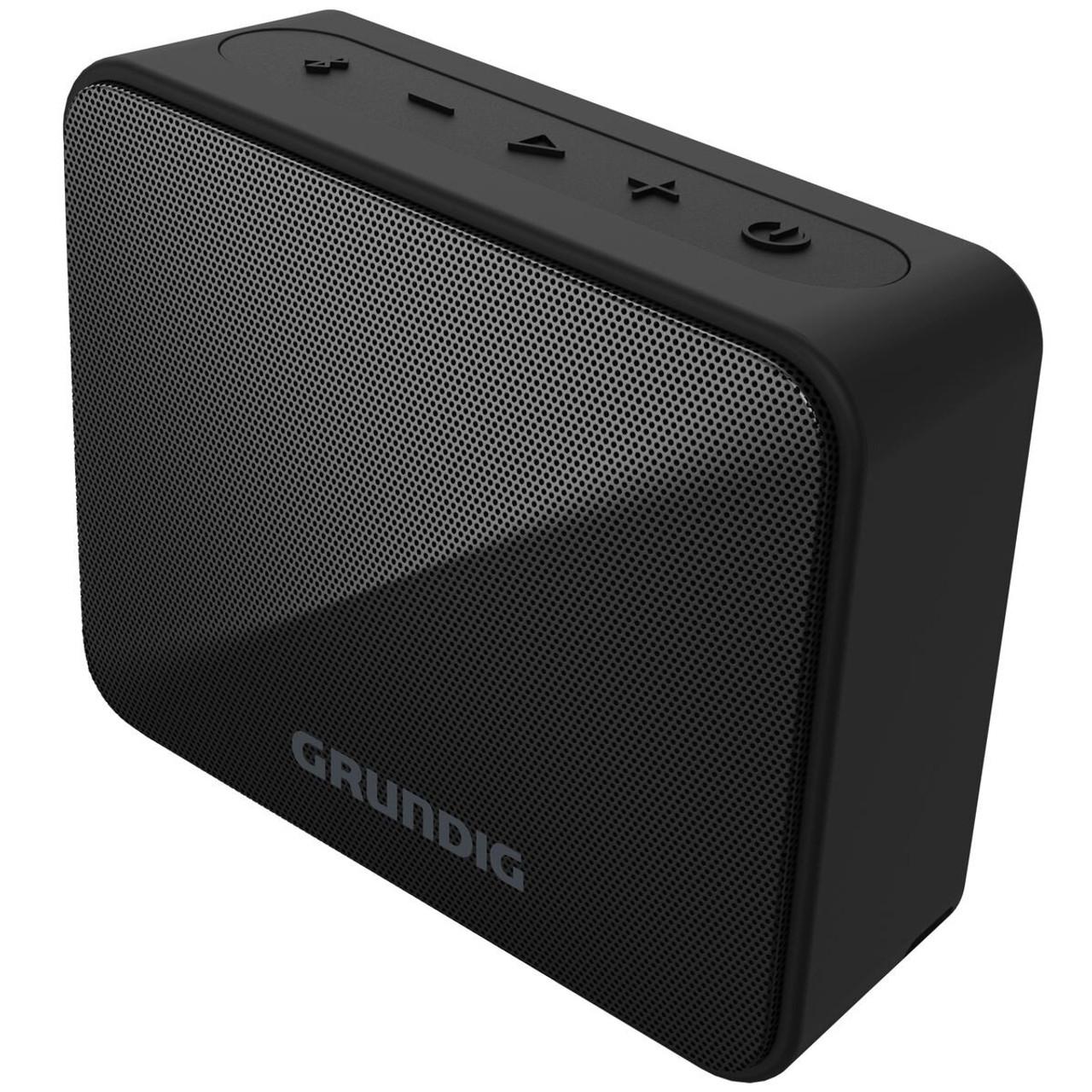 Grundig GLR7749 GBT Solo Waterproof Bluetooth Speaker - Black
