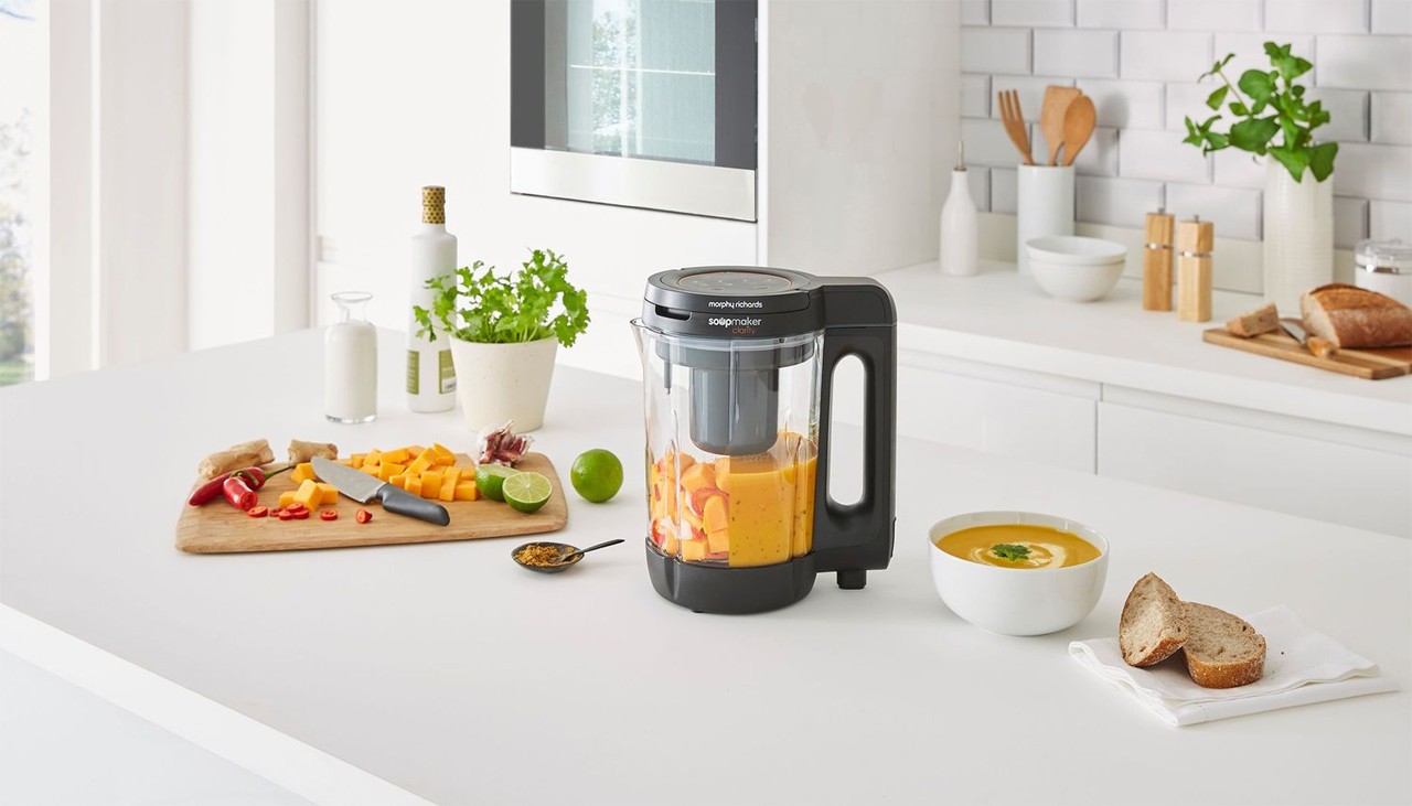 Morphy Richards 501050 Total Control Automatic Clarity Soup Maker Machine