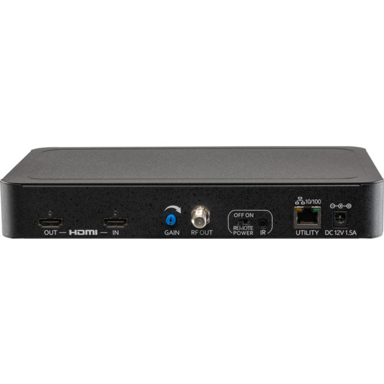 ZYCAST Q4KR1 Single Input HD Modulator 4K Loopout HD1603 Replacement