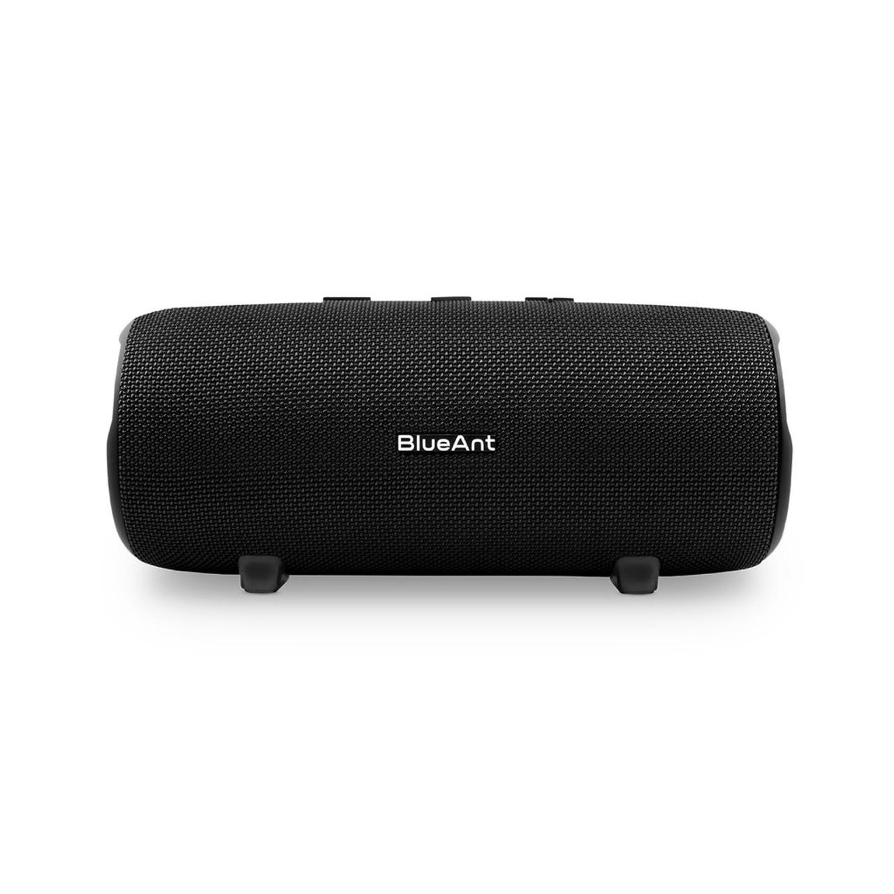Blueant X3-BK 30W Water Resistant Portable Bluetooth Speaker - Black