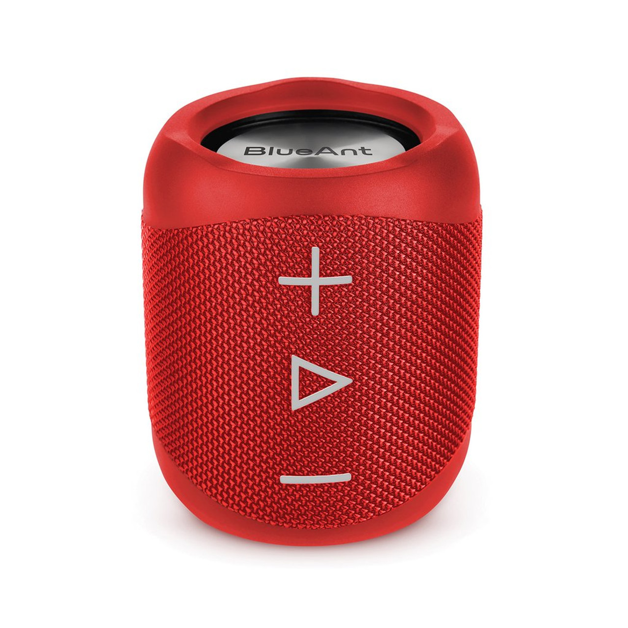 Blueant X1-RD 14W Water Resistant Portable Bluetooth Speaker - Red