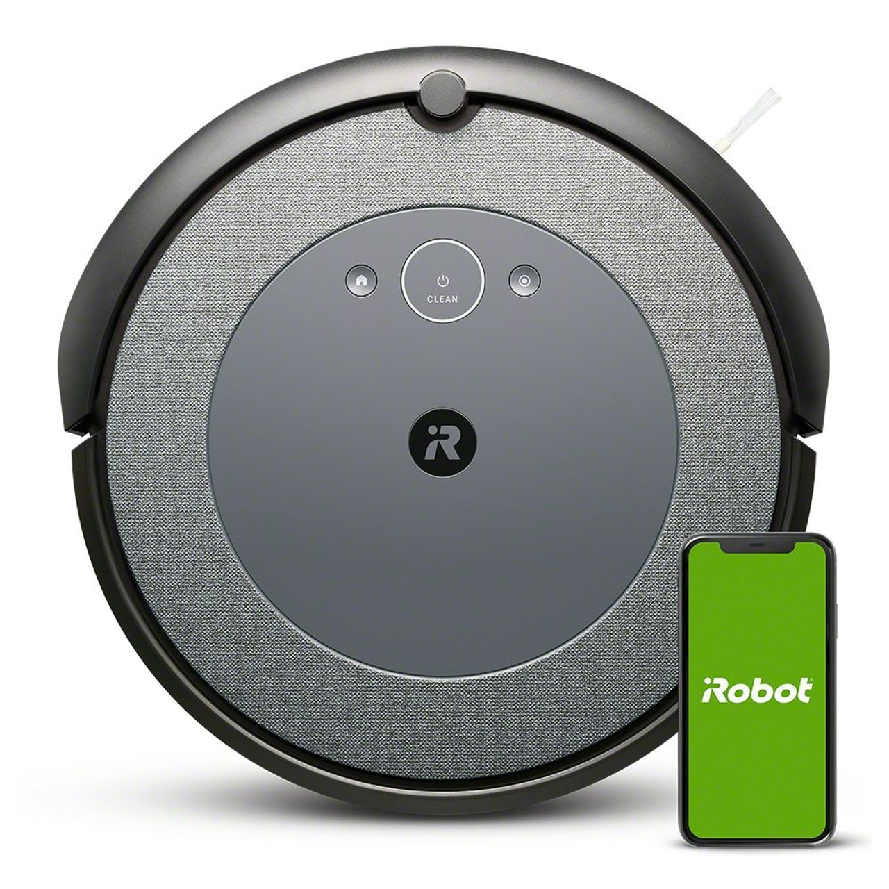 iRobot i3+ Roomba WiFi Connected Robotic Vacuum with Automatic Dirt Disposal