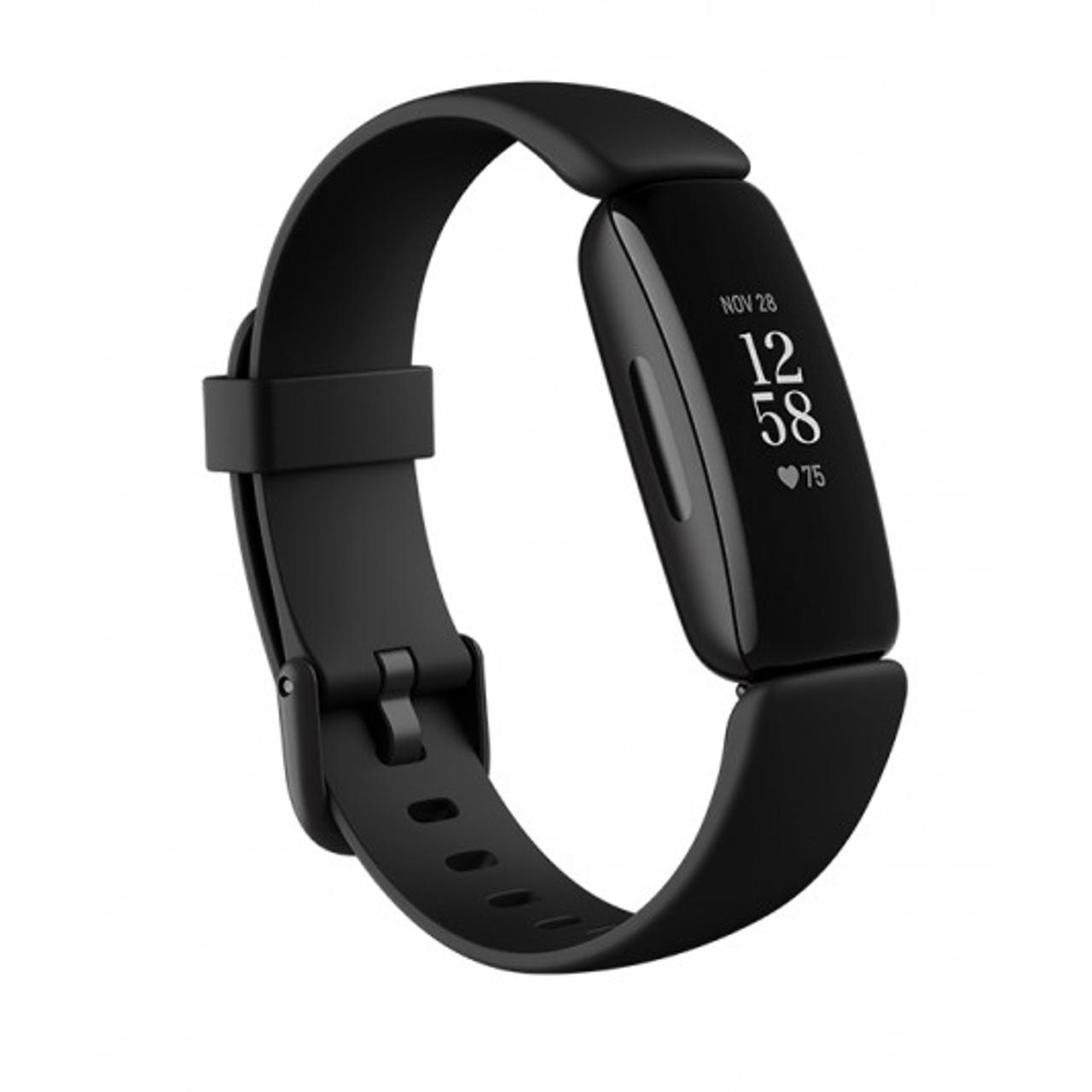 Fitbit FB418BKWT/FB418BKBK Inspire 2 Fitness Tracker - Lunar White/Black