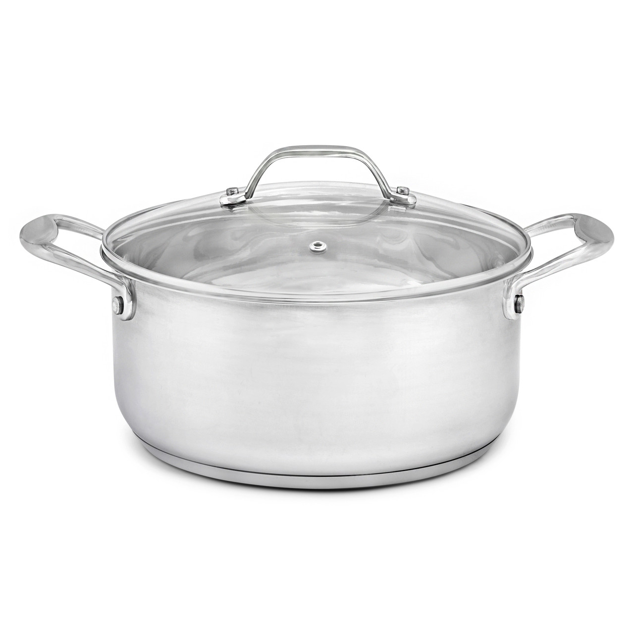 Westinghouse WH4P02SS 4 Piece Stainless Steel Pot & Pan Set - RRP $199.00