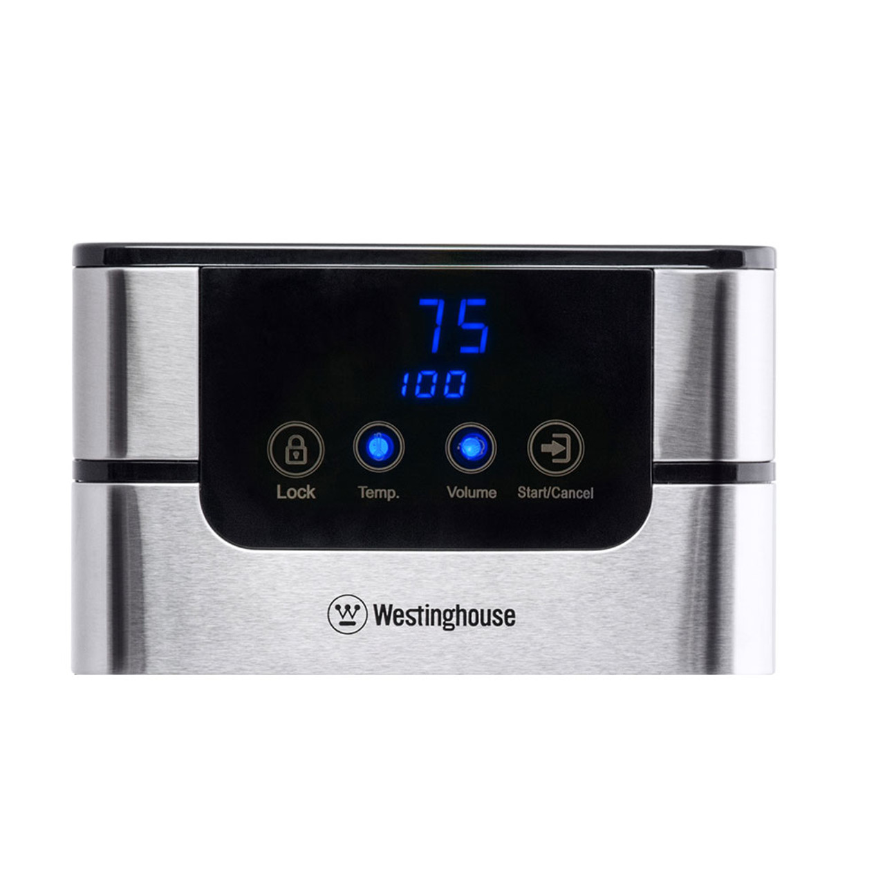 Westinghouse WHIHWD01SS 4L 2400W Instant Hot Water Dispenser - Black/Sliver