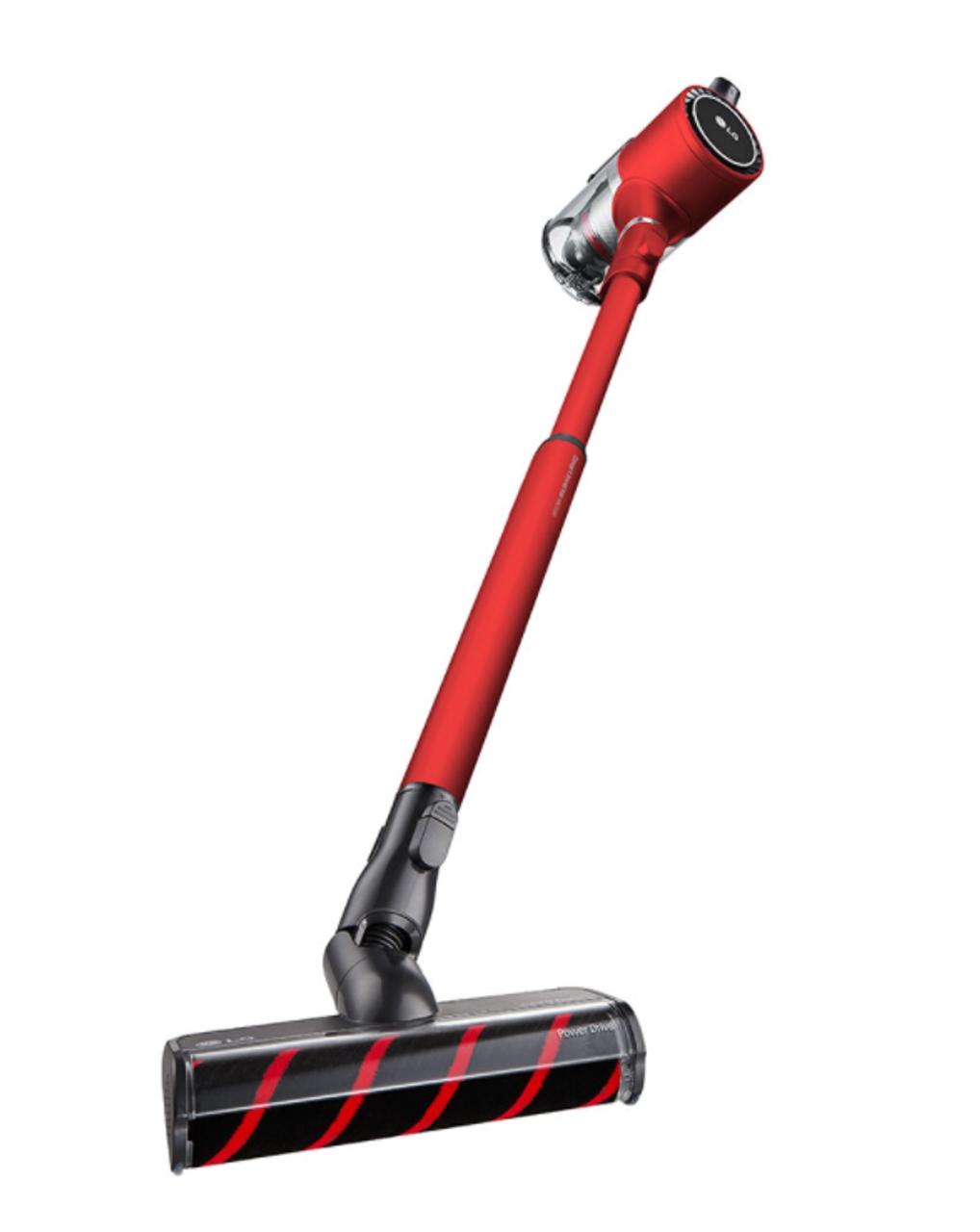 LG A9N-MULTI CordZero Multi Handstick Cordless Vacuum Cleaner - Red