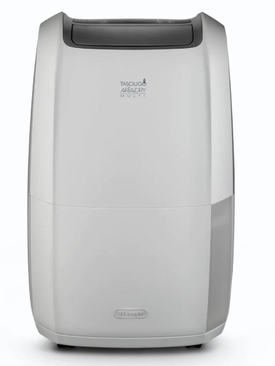 Delonghi DDSX25 Tasciugo AriaDry Multi Dehumidifier 20L - White