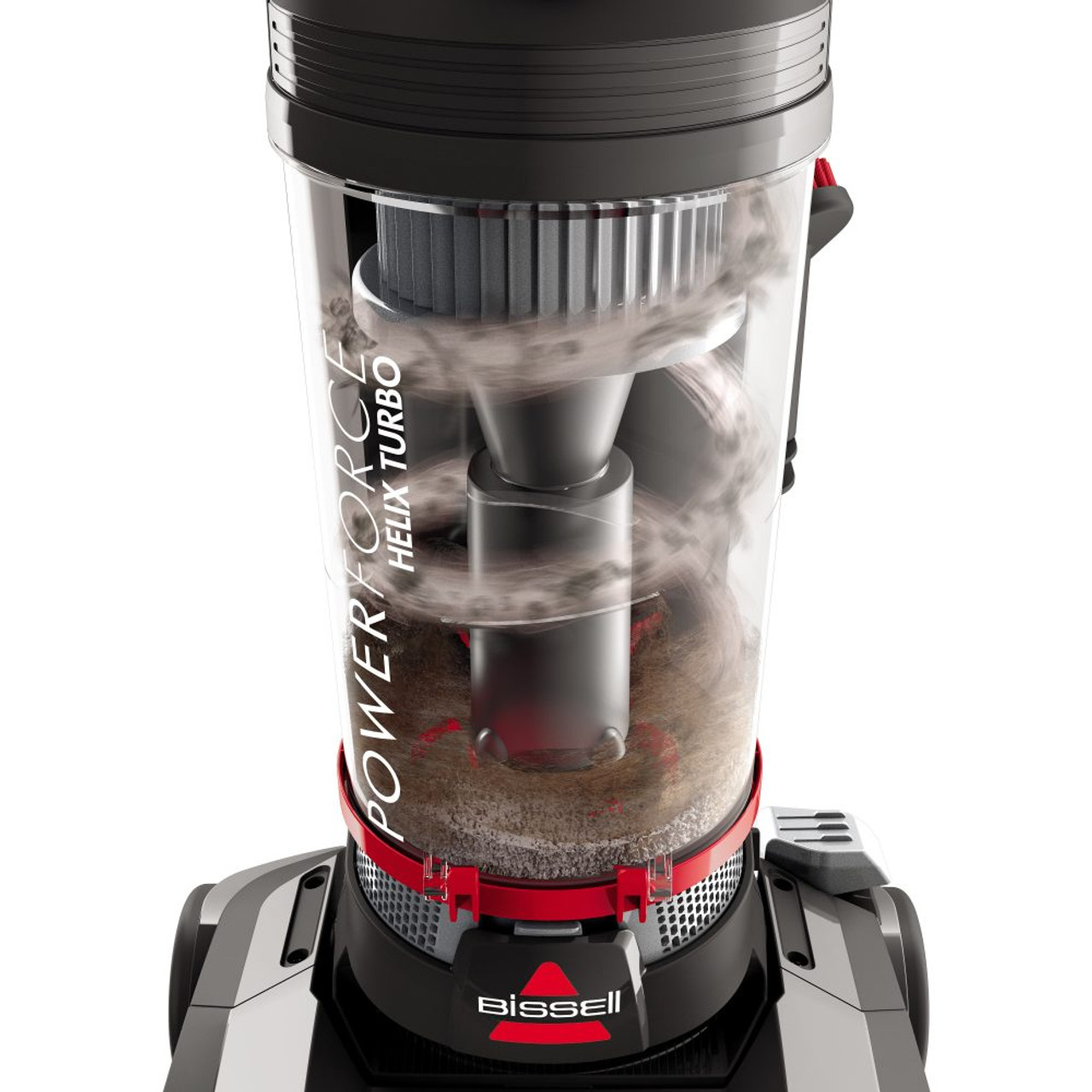 Bissell 2110F Powerforce™ Helix TURBO Upright Vacuum Cleaner