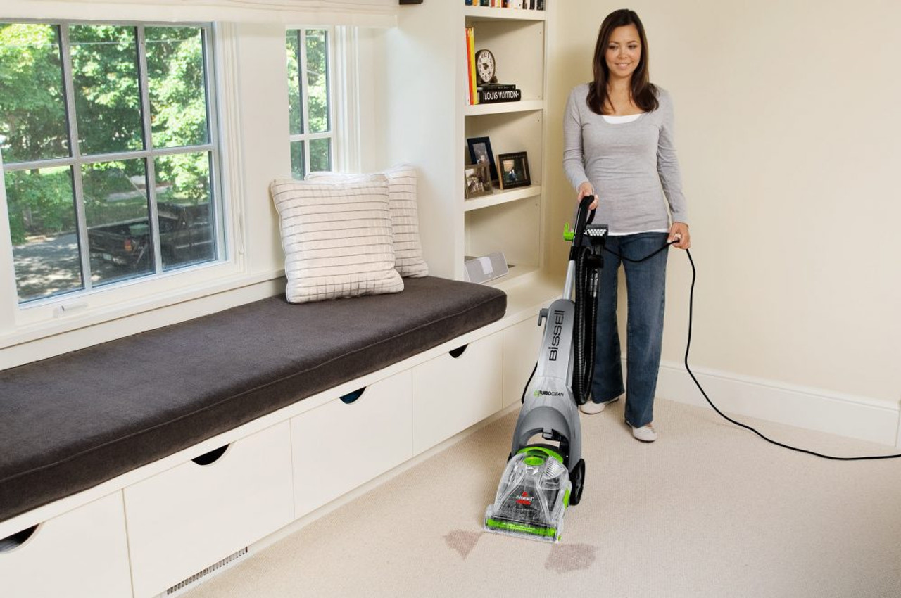 Bissell 2069H TurboClean Pet Carpet and Upholstery Shampooer Carpet Cleaner