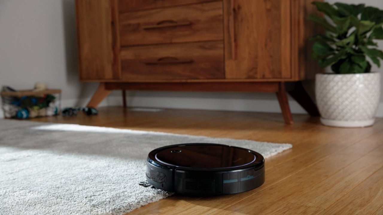 Bissell 2908F CleanView Connect Robotic Vacuum Cleaner - Black - RRP $499.00