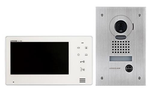 "Aiphone JOS-1F 7"" Video Intercom With Flush Mount Camera"
