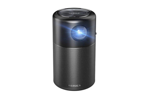 Anker D4111C11 Nebula Capsule Portable Projector + BONUS CARRY CASE