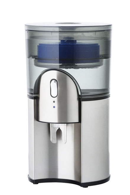 Aquaport AQP-24SS Desktop Water Cooler - Stainless Steel