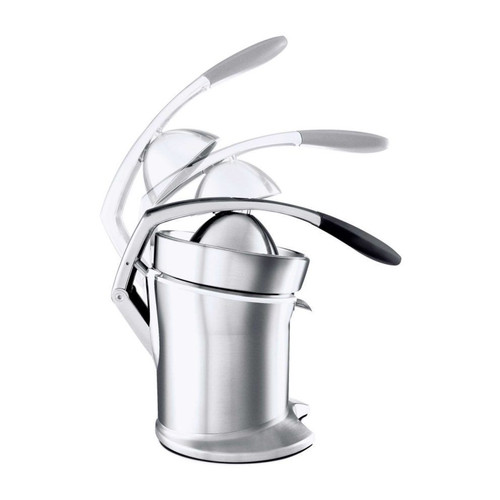 Breville 800CPBSS the Citrus Press Pro with Quadra-Fin Juicing Cone