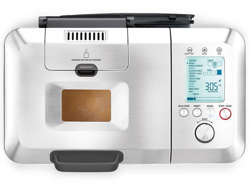 Breville BBM800BSS the Custom Loaf Pro™ Bread Maker - RRP $329.95