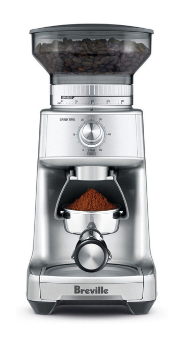 Breville BCG600SIL the Dose Control™ Pro Coffee Grinder - Silver