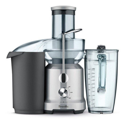Breville BJE430SIL the Juice Fountain® Cold Juicer