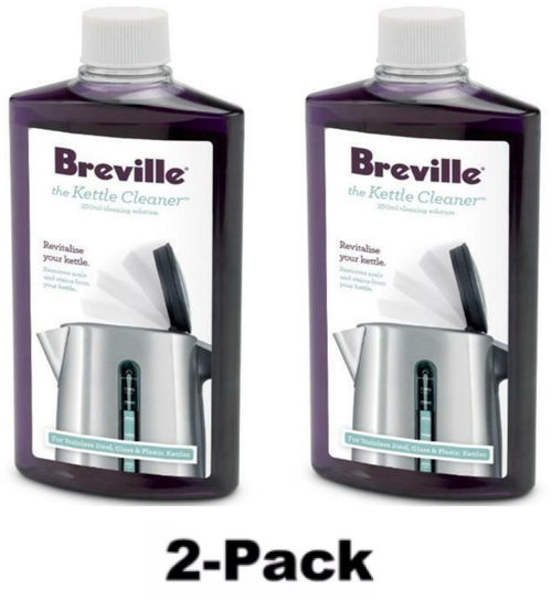 Breville BKC250 Kettle Cleaner - Remove scale build up and stains