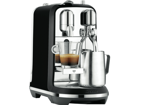 Breville BNE600BTR BNE600SHY BNE600RCH Creatista Capsule Coffee Machine - RRP $699.00