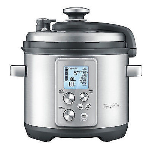 Breville BPR700BSS the Fast Slow Pro™ Multicooker
