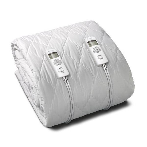 Breville BodyZone Quilted Fitted Heated Blanket - King - Queen - Double