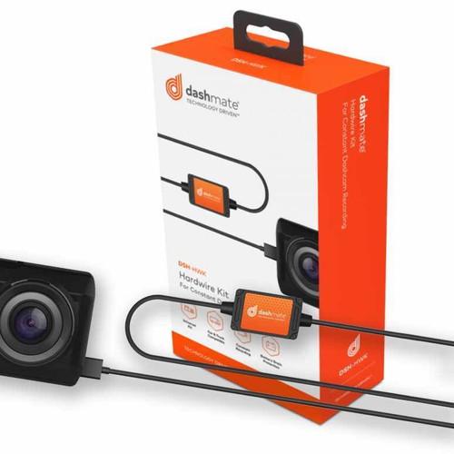 Dashmate DSH-HWK Dashcam Hardwire Kit Continuous Power Supply