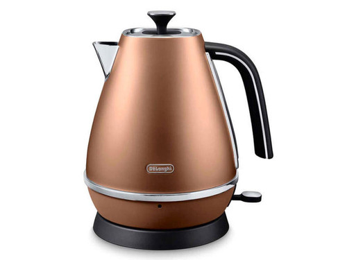 DeLonghi KBI2001CP Distinta Kettle - Style Copper - RRP $179.00 - HURRY LAST 4!
