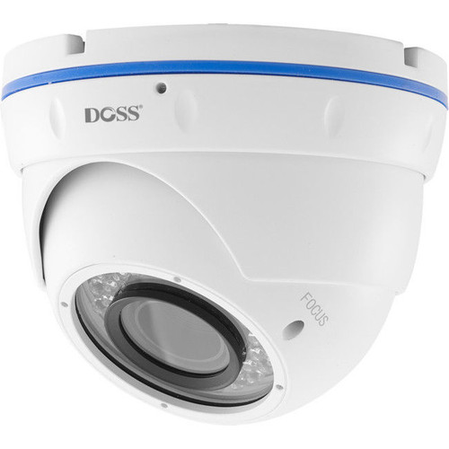 Doss DM30IPW2 Dome 30M IR White IP Camera
