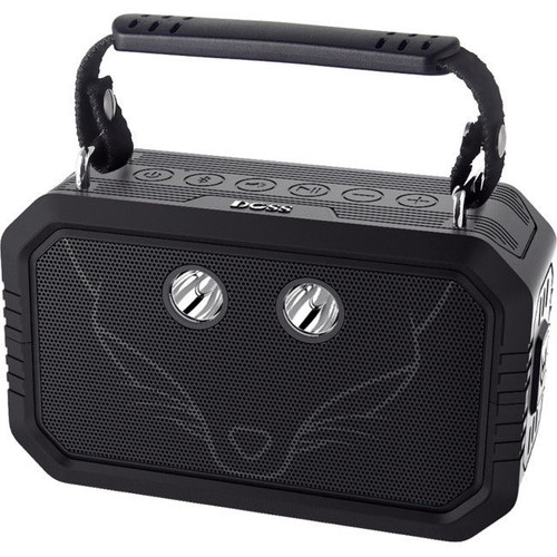 DOSS WB60BLK WB60GRN 20W Portable Bluetooth Speaker - Black - Green -RRP $159.99