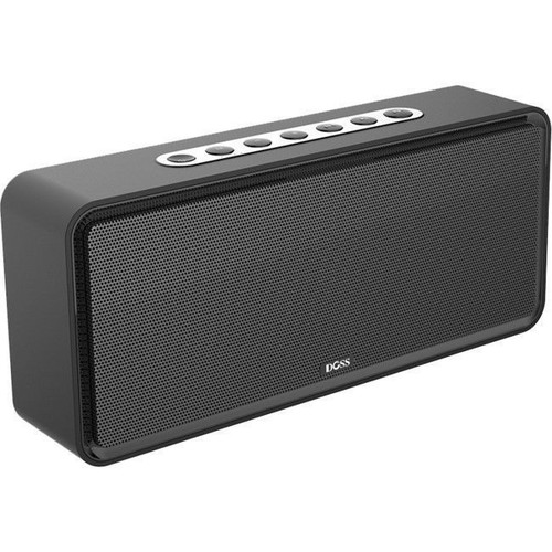 DOSS DS1685BLK 32W Portable Bluetooth Speaker HD Soundbox