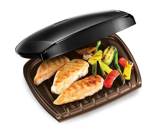 George Foreman GR18870AU Family Grill - Enjoy great tasting, healthier meals