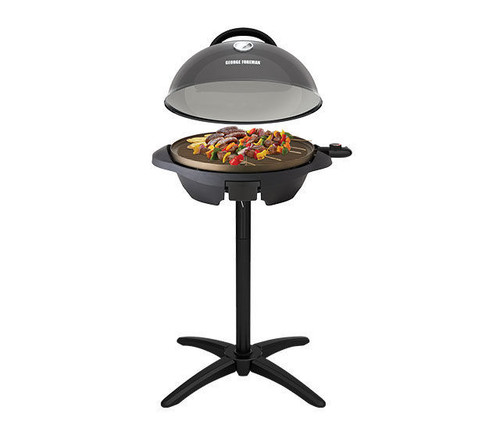 George Foreman GGR300AU Easy to Clean Indoor/Outdoor BBQ - RRP $174.90 + Cover
