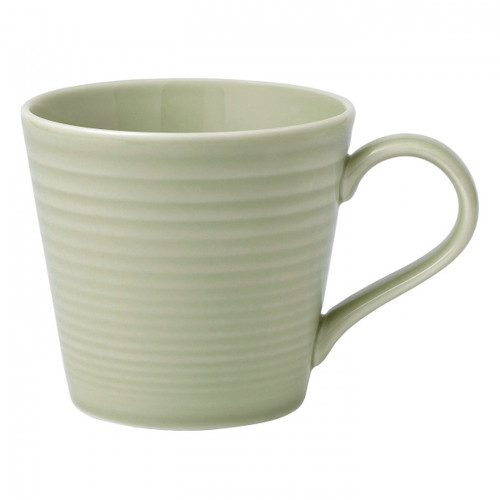 Gordon Ramsay Maze by Royal Doulton Sage Green Mug 325ml - Set of 4