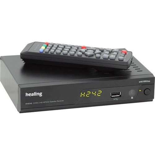 Healing HHS242 DVB-S2 HD MPEG4 Satellite Television Receiver