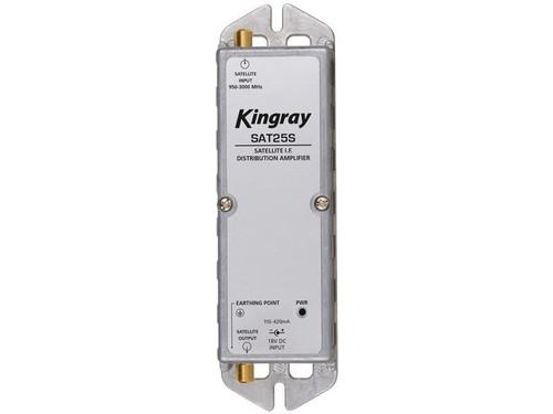Kingray SAT25S F-Type Satellite Distribution Amplifier
