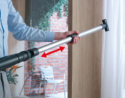 Miele SKCR3 Blizzard CX1 Cat & Dog PowerLine Bagless Vacuum Cleaner