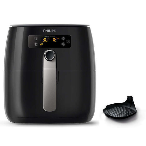 Philips HD9742/92 Digital TurboStar 0.8KG Air Fryer with Grill Pan - RRP $399.00